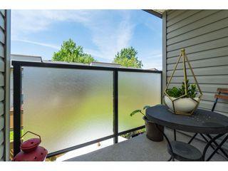 "Photo 21: 142 27456 32 Avenue in Langley: Aldergrove Langley Townhouse for sale in ""Cedar Park Estates"" : MLS®# R2479355"
