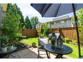 "Photo 24: 142 27456 32 Avenue in Langley: Aldergrove Langley Townhouse for sale in ""Cedar Park Estates"" : MLS®# R2479355"