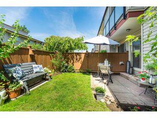 "Photo 26: 142 27456 32 Avenue in Langley: Aldergrove Langley Townhouse for sale in ""Cedar Park Estates"" : MLS®# R2479355"