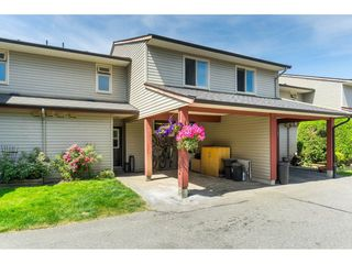 "Photo 2: 142 27456 32 Avenue in Langley: Aldergrove Langley Townhouse for sale in ""Cedar Park Estates"" : MLS®# R2479355"