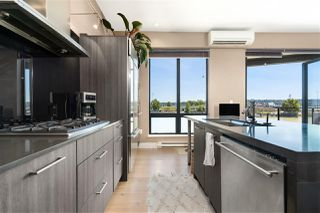 """Photo 7: 310 220 SALTER Street in New Westminster: Queensborough Condo for sale in """"GLASSHOUSE LOFTS"""" : MLS®# R2483438"""