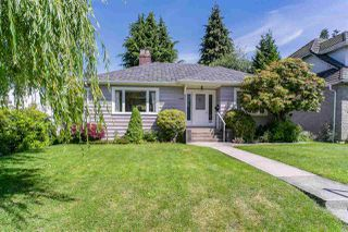 Photo 1: 85 W KING EDWARD Avenue in Vancouver: Cambie House for sale (Vancouver West)  : MLS®# R2485309