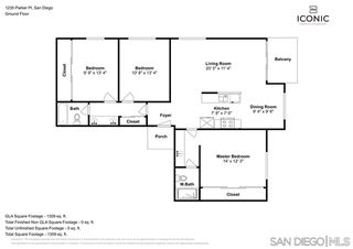 Photo 23: PACIFIC BEACH Condo for sale : 3 bedrooms : 1235 Parker Place #3A in San Diego