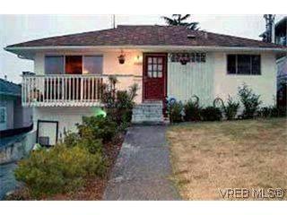 Photo 1: 2656 Capital Hts in VICTORIA: Vi Oaklands Half Duplex for sale (Victoria)  : MLS®# 316158