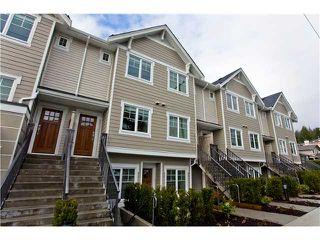 "Photo 9: 9 7198 BARNET Road in Burnaby: Westridge BN Townhouse for sale in ""WESTRIDGE LIVING"" (Burnaby North)  : MLS®# V945513"