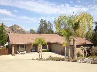 Photo 1: RAMONA House for sale : 3 bedrooms : 16329 Daza Drive