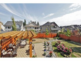 "Photo 20: 2042 ZINFANDEL DR in Abbotsford: House for sale in ""Pepin Brook"" : MLS®# F1319051"