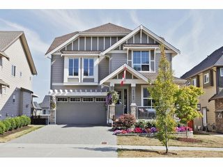 "Photo 1: 2042 ZINFANDEL DR in Abbotsford: House for sale in ""Pepin Brook"" : MLS®# F1319051"