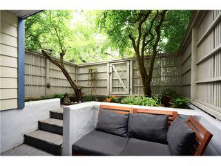 "Photo 12: 2 1238 CARDERO Street in Vancouver: West End VW Condo for sale in ""Cardero Court"" (Vancouver West)  : MLS®# V1027808"