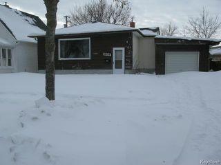 Main Photo: 1906 Bannatyne Avenue in WINNIPEG: Brooklands / Weston Single Family Detached for sale (West Winnipeg)  : MLS®# 1402978