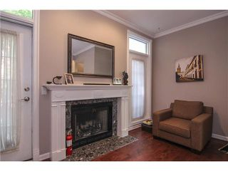 Photo 8: 1419 10 Street SW in CALGARY: Connaught Townhouse for sale (Calgary)  : MLS®# C3630145