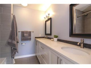 Photo 15: 1419 10 Street SW in CALGARY: Connaught Townhouse for sale (Calgary)  : MLS®# C3630145
