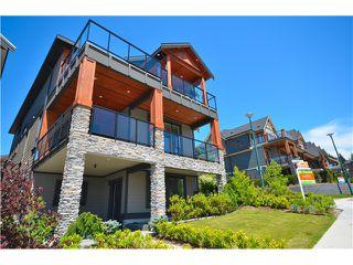 Photo 2: 3403 DEVONSHIRE AV in Coquitlam: Burke Mountain House for sale : MLS®# V1065170