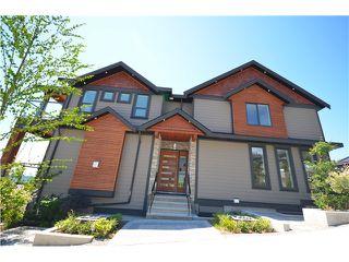 Photo 1: 3403 DEVONSHIRE AV in Coquitlam: Burke Mountain House for sale : MLS®# V1065170