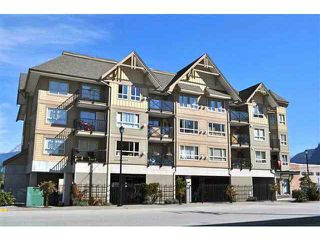Photo 1: # 204 38003 SECOND AV in Squamish: Downtown SQ Condo for sale : MLS®# V1108980
