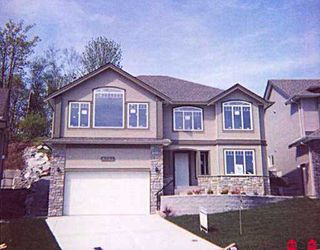 """Main Photo: 8061 TOPPER DR in Mission: Mission BC House for sale in """"COLLEGE HEIGHTS"""" : MLS®# F2511653"""