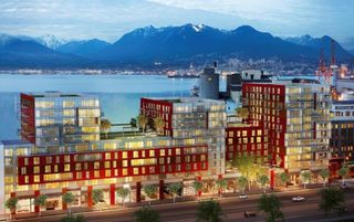 Photo 1: 565 The Heatley Strathcona Village in Vancouver: Condo for sale (Vancouver East)