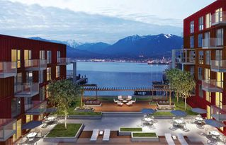 Photo 4: 565 The Heatley Strathcona Village in Vancouver: Condo for sale (Vancouver East)