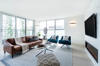 Photo 1: 801 168 POWELL STREET in Vancouver: Downtown VW Condo for sale (Vancouver West)  : MLS®# R2315282