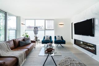 Photo 2: 801 168 POWELL STREET in Vancouver: Downtown VW Condo for sale (Vancouver West)  : MLS®# R2315282