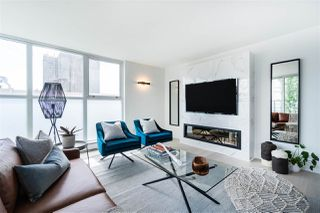 Photo 3: 801 168 POWELL STREET in Vancouver: Downtown VW Condo for sale (Vancouver West)  : MLS®# R2315282
