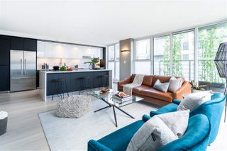 Photo 7: 801 168 POWELL STREET in Vancouver: Downtown VW Condo for sale (Vancouver West)  : MLS®# R2315282