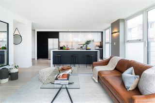 Photo 6: 801 168 POWELL STREET in Vancouver: Downtown VW Condo for sale (Vancouver West)  : MLS®# R2315282
