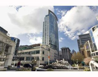 Main Photo: 837 W. Hastings Street in Vancouver: Coal Harbour Condo for rent