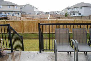 Photo 17: 32 841 156 Street in Edmonton: Zone 14 House Half Duplex for sale : MLS®# E4179444
