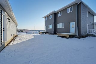 Photo 30: 5715 Hawthorn Common SW in Edmonton: Zone 53 House Half Duplex for sale : MLS®# E4179819