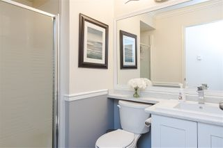 """Photo 17: 9 5662 208 Street in Langley: Langley City Townhouse for sale in """"The Meadows"""" : MLS®# R2436942"""
