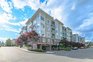 "Main Photo: 228 15956 86A Avenue in Surrey: Fleetwood Tynehead Condo for sale in ""Ascend"" : MLS®# R2453450"