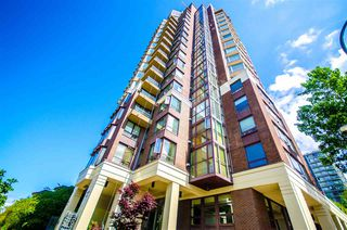 "Main Photo: 1507 1003 PACIFIC Street in Vancouver: West End VW Condo for sale in ""SEASTAR"" (Vancouver West)  : MLS®# R2461119"