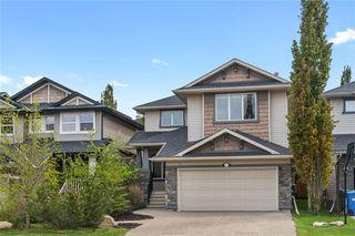 Photo 2: 12485 CRESTMONT Boulevard SW in Calgary: Crestmont Detached for sale : MLS®# C4285011