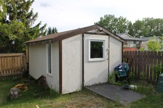Photo 28: 5309 38 Avenue: Wetaskiwin House Half Duplex for sale : MLS®# E4201413