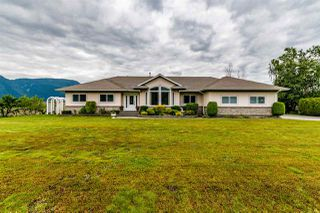 Photo 1: 41205 NO.4 Road in Abbotsford: Sumas Prairie House for sale : MLS®# R2467603