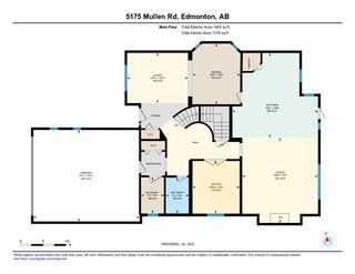 Photo 49: 5175 MULLEN Road in Edmonton: Zone 14 House for sale : MLS®# E4207560