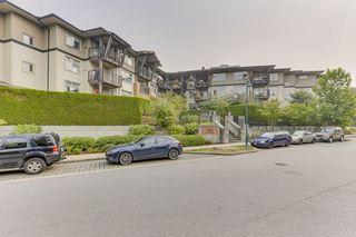 Photo 21: 309 400 KLAHANIE Drive in Port Moody: Port Moody Centre Condo for sale : MLS®# R2499147