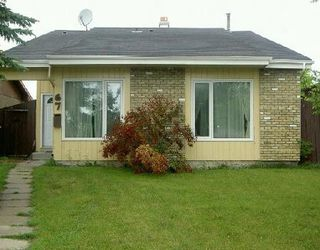Photo 1: 67 GARDEN GROVE DR in WINNIPEG: Residential for sale (Canada)  : MLS®# 2913265