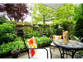 "Photo 9: 108 5565 BARKER Avenue in Burnaby: Central Park BS Condo for sale in ""BARKER PLACE"" (Burnaby South)  : MLS®# V953563"