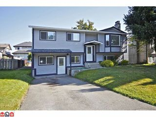 """Photo 1: 27123 34A Avenue in Langley: Aldergrove Langley House for sale in """"UPPER PARKSIDE"""" : MLS®# F1220963"""