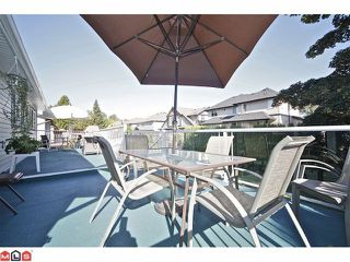 """Photo 9: 27123 34A Avenue in Langley: Aldergrove Langley House for sale in """"UPPER PARKSIDE"""" : MLS®# F1220963"""