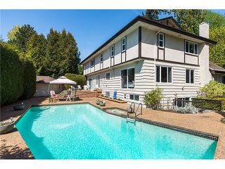 "Photo 1: 4132 TYTAHUN Crescent in Vancouver: University VW House for sale in ""Musqueam Lands"" (Vancouver West)  : MLS®# V1003749"