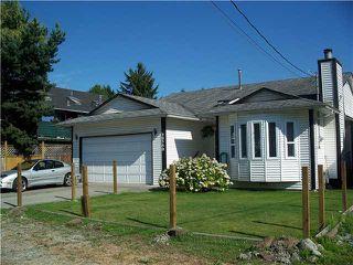 Photo 1: 20380 OSPRING Street in Maple Ridge: Southwest Maple Ridge House for sale : MLS®# V1021276