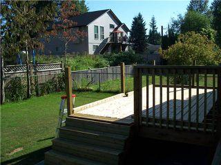 Photo 20: 20380 OSPRING Street in Maple Ridge: Southwest Maple Ridge House for sale : MLS®# V1021276