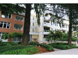 "Photo 1: 113 2368 MARPOLE Avenue in Port Coquitlam: Central Pt Coquitlam Condo for sale in ""RIVER ROCK LANDING"" : MLS®# V1022933"