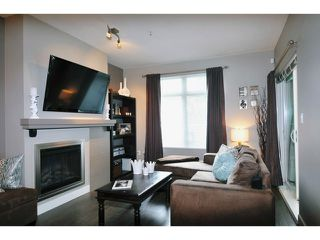 "Photo 2: 113 2368 MARPOLE Avenue in Port Coquitlam: Central Pt Coquitlam Condo for sale in ""RIVER ROCK LANDING"" : MLS®# V1022933"