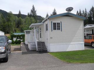 Photo 18: 53 4901 TCH EAST in KAMLOOPS: PRITCHARD Manufactured Home for sale : MLS®# 123372