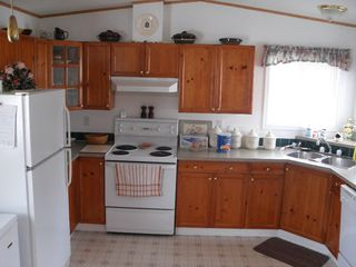 Photo 2: 53 4901 TCH EAST in KAMLOOPS: PRITCHARD Manufactured Home for sale : MLS®# 123372