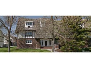 Photo 1: 85 Apple Lane in WINNIPEG: Westwood / Crestview Condominium for sale (West Winnipeg)  : MLS®# 1418143